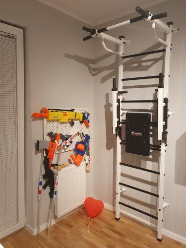 drabinka gimnastyczna Gamma Workout photo review