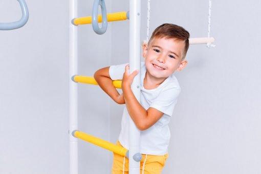 drabinka gimnastyczna Kometa 1 dla dzieci