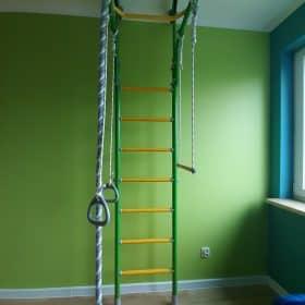 drabinka gimnastyczna Kometa 5 photo review