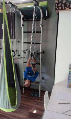 drabinka gimnastyczna Kometa Next 1 photo review