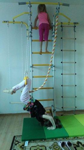 drabinka gimnastyczna Next 2