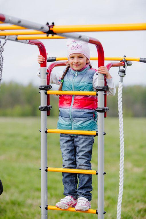 plac zabaw do ogrodu Leśna Polanka