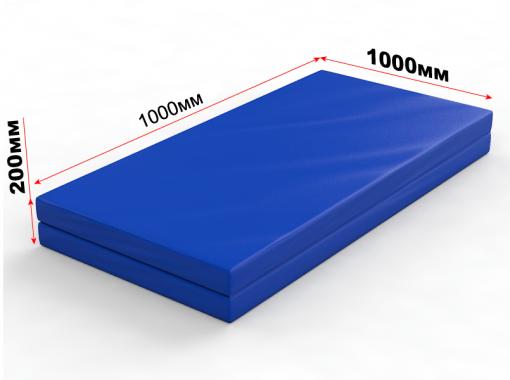 Materac 150x100x10