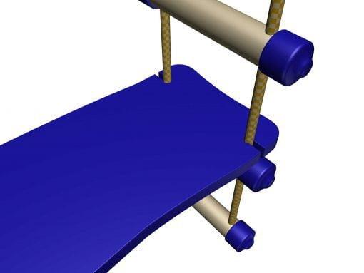 drabinka sznurkowa Multistep
