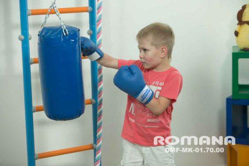 Rękawiczki bokserskie dziecięce