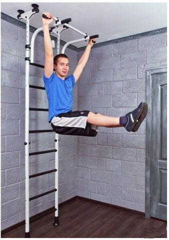 drabinka gimnastyczna Teenager rozporowy
