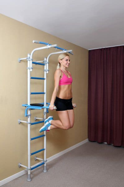 drabinka gimnastyczna Wallbarz Fitness