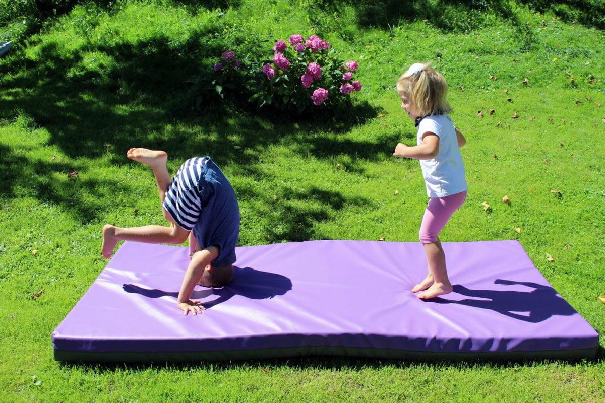 materac gimnastyczny dla dzieci
