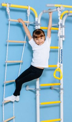 drabinka gimnastyczna Next-2