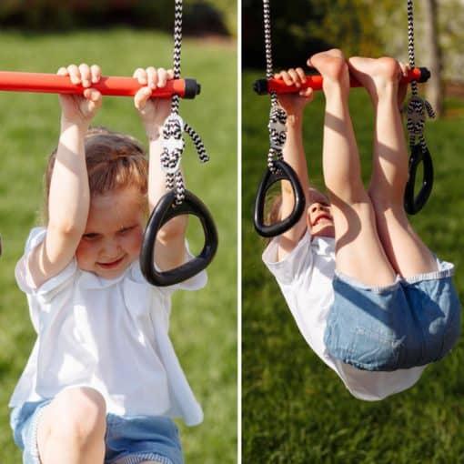 kolka_z_trapezem_do_cwiczen_dla_dziecka