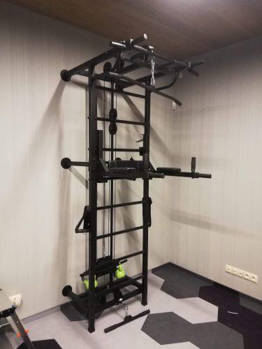 siłownia domowa Kraft System 3 w 1 photo review