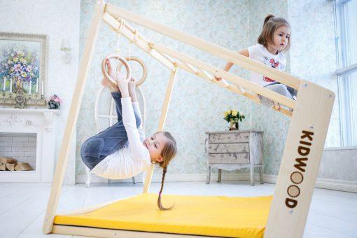 dzieciecy domowy plac zabaw marynarz