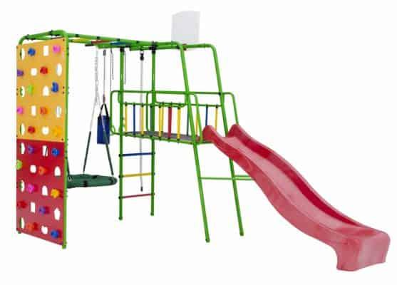 plac_zabaw_do_ogrodu_tecza_zielony_dla_dzieci