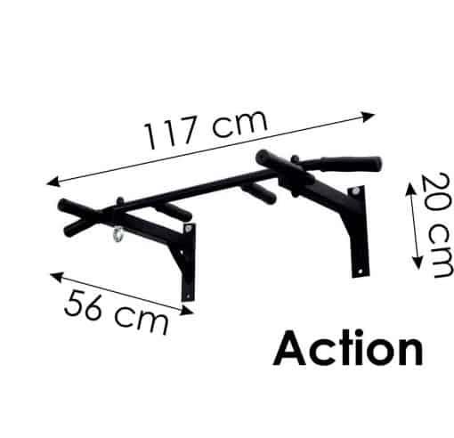 drazek_do_podciagania_action_wymiary
