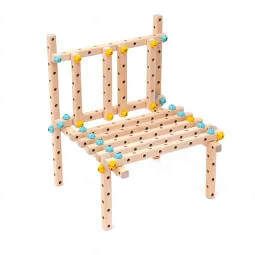 klocki_konstrukcyjne_Eureka_krzeslo