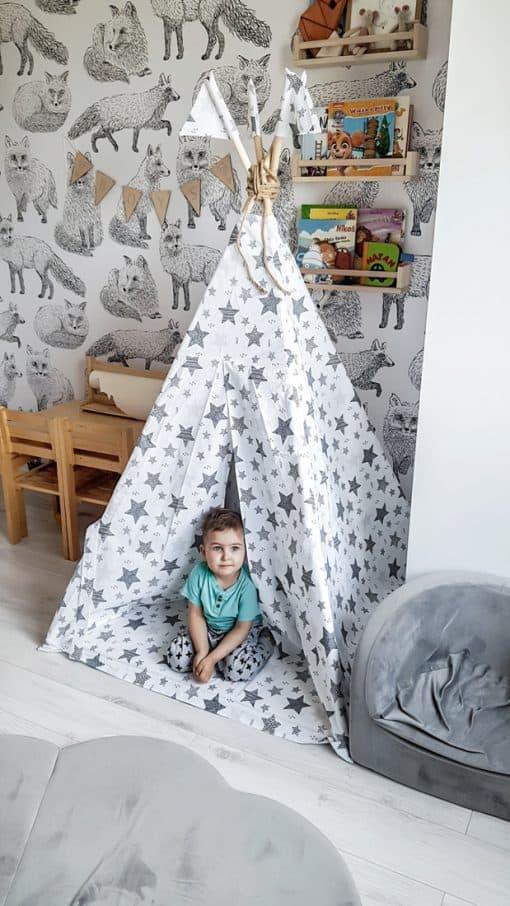 namiot tipi bawelniany