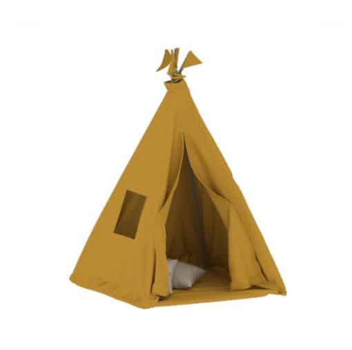 tipi namiot lniany